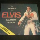 A Tribute to Elvis Calendar 1978-79