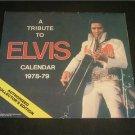 A Tribute to Elvis Calendar 1978-79