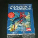 Advance Comics Marvel Book, Game Cards, OrderBook 1992