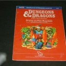 Advanced Dungeons & Dragons '84 X8 Expert 9127 TSR