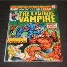 Adventure Into FEAR #22 Morbius Jun '74 Steve Gerber