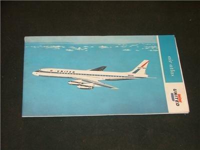 Air Atlas United 1961
