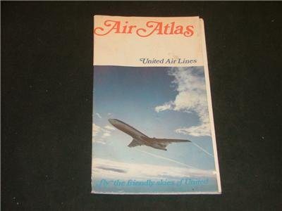 Air Atlas United Air Lines 1959