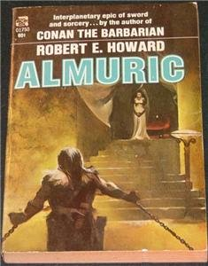 Almuric - Robert Howard pb Ace 1964 1st