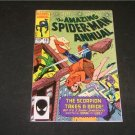 Amazing Spider-Man Annual #18 '84 Scorpion