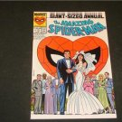 Amazing Spider-Man Annual #21 '87 Wedding Special