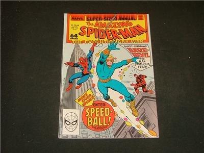Amazing Spider-Man Annuals #22-28 7 Issues!