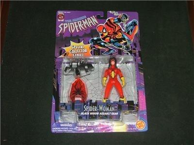 Amazing Spider-Man Spider-Woman Toy Biz '96 Action Figure