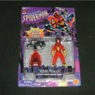 Amazing Spider-Man Spider-Woman Toy Biz '96 Action Figure