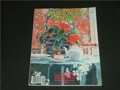 American Artist Magazine Art & Photography May 1985
