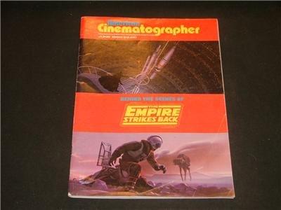 American Cinematographer June 1980 Empire Strikes Back
