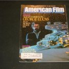 American Film Magazine June 1983
