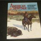 American Heritage August September 1986