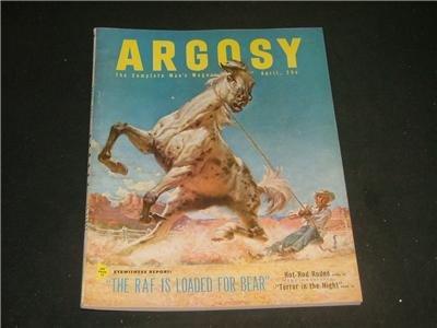 Argosy April 1952