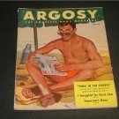 Argosy July 1950 complete man's magazine
