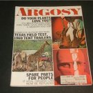 ARGOSY Magazine June 1969 Spare Parts For People