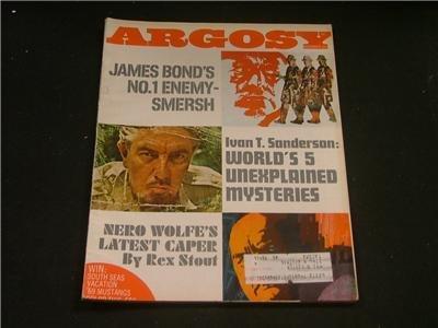 Argosy November 1968