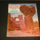 ARIZONA HIGHWAYS July 1966 Canyonlands Park White Mtn