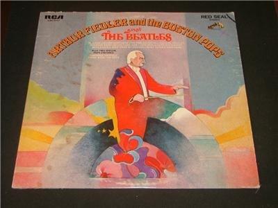 ARTHUR FIEDLER & THE BOSTON POPS Play THE BEATLES 1969