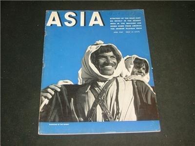 Asia Apr 1940 No Nazi Revolt In The Desert,Soviet Asia