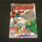 Avengers #222-228 7 Issues!