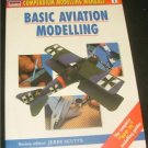 Basic Aviation Modelling, Jerry Scutts, model planes