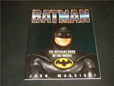 Batman by John Marriot (1989)