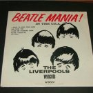 Beatle Mania In The U,S.A. Album The Liverpools 1964!
