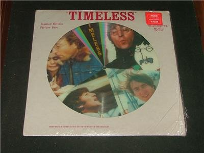 Beatles Timeless Picture Disc Album/ Cover Sealed! 1981