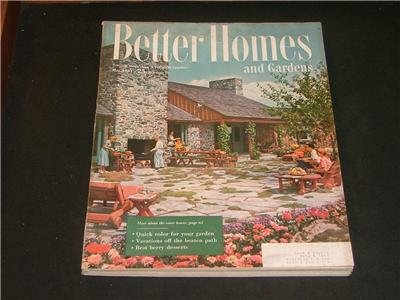 Better Homes and Gardens May 1953