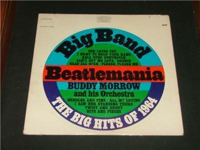 Big Band Beatlemania Album Morrow and Orchestra 1964