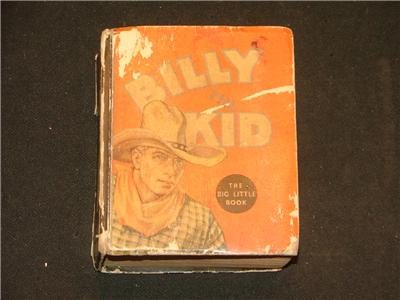 Billy The Kid '35 Big Little Book 428 pgs #773