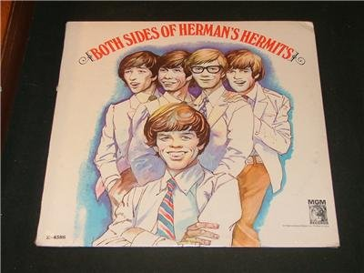BOTH SIDES OF HERMAN'S HERMITS Record SEALED! Album 33