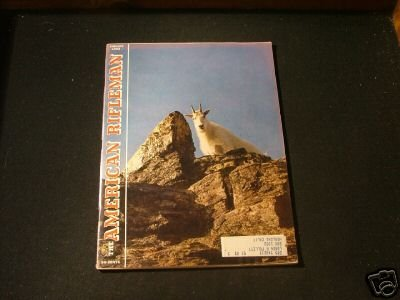American Rifleman JAN thru SEP 1962 9 Issues