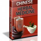 eBook - Chinese Herbal Medicine  - Learn Secrets of Alternative Medicine + Bonus