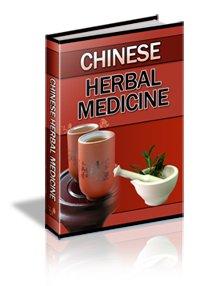 eBook - Chinese Herbal Medicine  - Learn Secrets of Alternative Medicine + Bonus