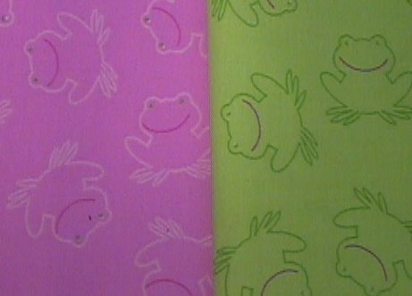 Silhoutte Frogs - Head Wrap