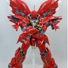 TT MG 1/100 VER.KA Sinanju Fighter Model Gundam