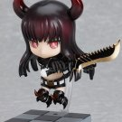 New Nendoroid Black Rock Shooter PVC Cute Figure 10cm