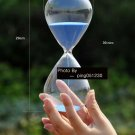 30 min Sand Timer Hour Glass Home Decor sand clock Hour
