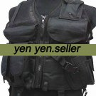 Tactical Assault Vest Type B Black AE 32