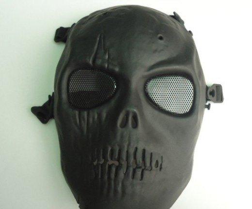 Military Protective skeleton face shape Mask