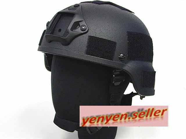 USMC MICH Kevlar ACH USGI Protective Helmet