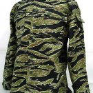 Vietnam Tiger Stripe Camo BDU Uniform Shirt Pant L