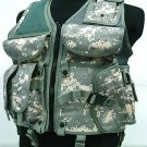 SWAT Hunting Tactical Assault Vest Digital ACU Camo B