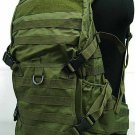 SWAT Tactical Molle Patrol Rifle Gear Backpack Bag OD