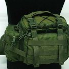 Airsoft Molle Utility Gear Assault Waist Pouch Bag OD