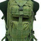 Level 3 Milspec Tactical Molle Assault Backpack Bag OD