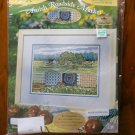 StitchWorld Amish Roadside Market counted cross stitch kit SW10166