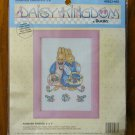 Daisy Kingdom Bucilla Forever Friends bunny counted cross stitch kit 40553-403